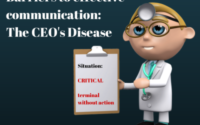 Communication Barriers – CEO's Disease