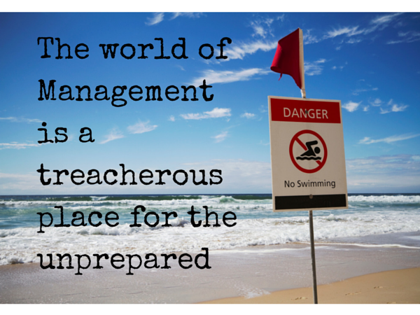 The Pathway to Incompetence – an unfortunate tale of Management